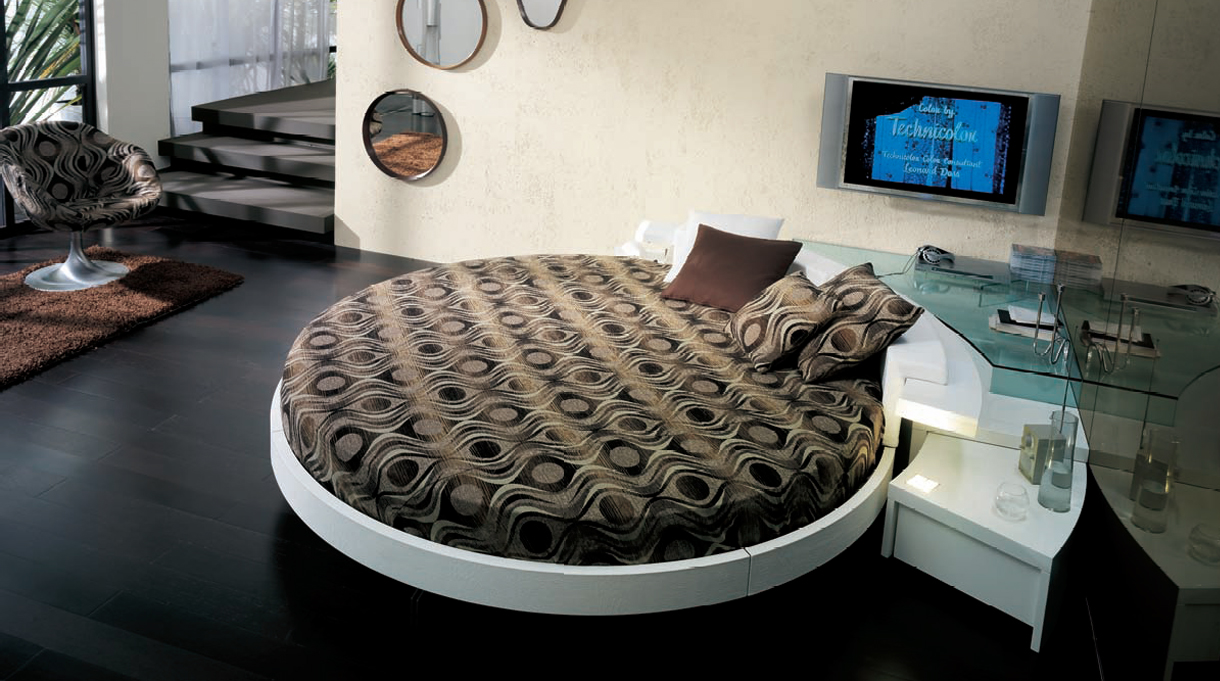 Modern Rotating Bed Furniture Toronto