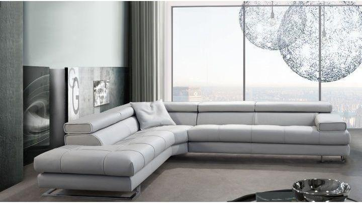 Modern Furniture Brands, Gamma International, AVENUE SOFA 02